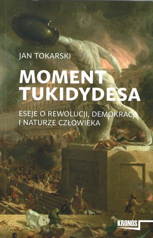 Moment Tukidydesa - okładka książki