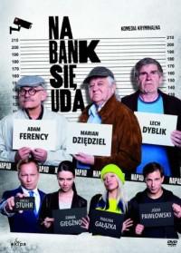 Na bank się uda (DVD) - okładka filmu