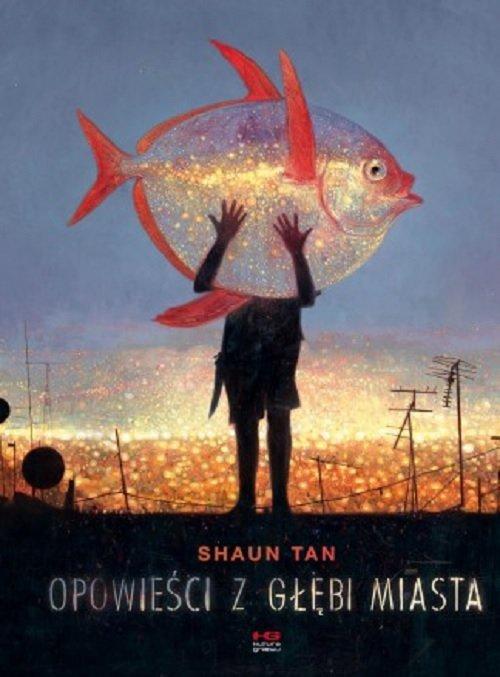 Opowieści z głębi miasta - okładka książki