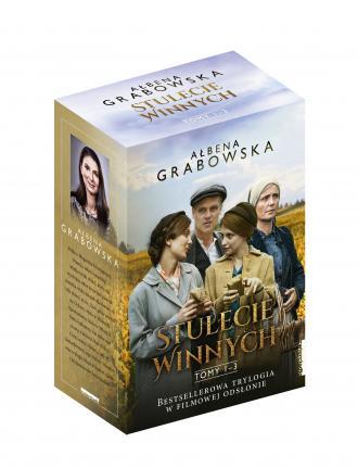 Pakiet Stulecie Winnych - okładka książki