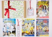 Prezent na Święta dla dziecka (3) - okładka książki