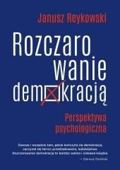 Rozczarowanie demokracją. Perspektywa - okładka książki