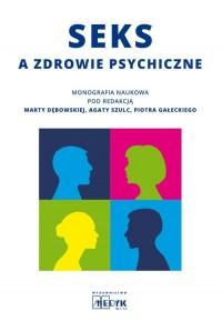 Seks a zdrowie psychiczne - okładka książki