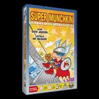 Super Munchkin - zdjęcie zabawki, gry