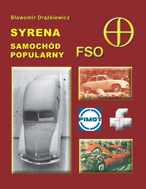 Syrena. Samochód popularny FSO - okładka książki