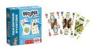 Wojna Junior. 8 gier karcianych - zdjęcie zabawki, gry