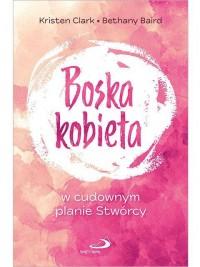 Boska kobieta w cudownym planie - okładka książki