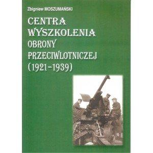Centra wyszkolenia obrony przeciwlotniczej - okładka książki