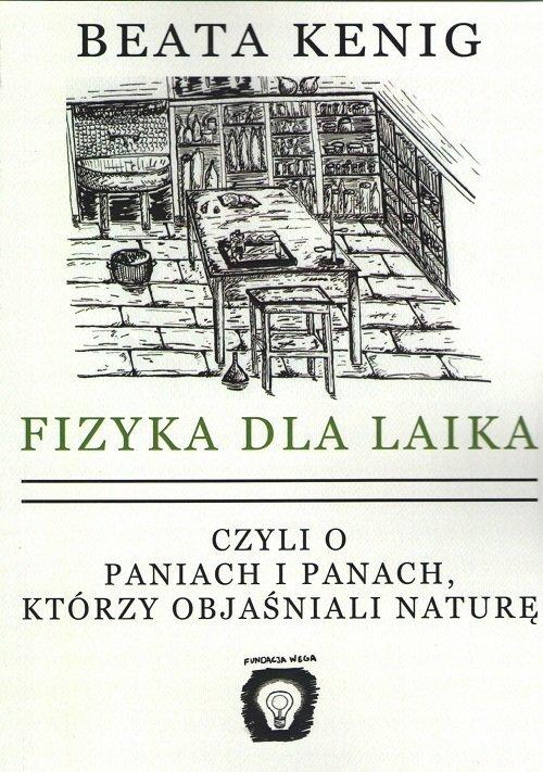 Fizyka dla laika czyli o paniach - okładka książki