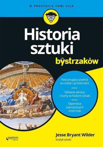 Historia sztuki dla bystrzaków. - okładka książki