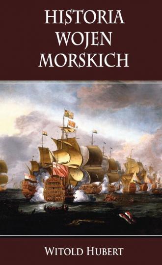 Historia wojen morskich - okładka książki