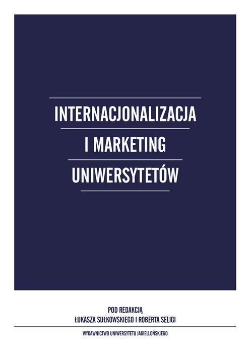 Internacjonalizacja i marketing - okładka książki