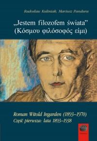 Jestem filozofem świata (Κόσμου - okładka książki