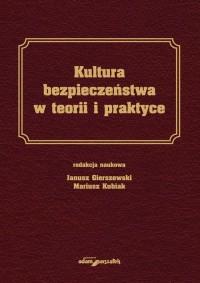 Kultura bezpieczeństwa w teorii - okładka książki