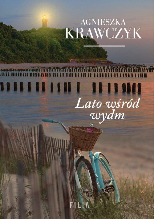 Lato wśród wydm - okładka książki