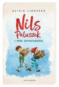 Nils Paluszek i inne opowiadania - okładka podręcznika