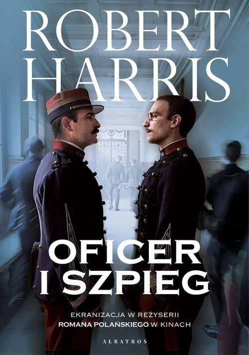 Oficer i szpieg - okładka książki