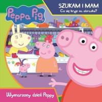 Peppa Pig Szukam i mam. Wymarzony - okładka książki