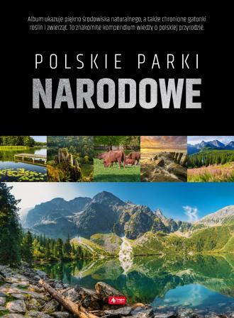 Polskie parki narodowe - okładka książki