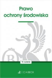 Prawo ochrony środowiska - okładka książki