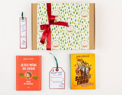 Prezent na Święta dla Nastolatka - okładka książki