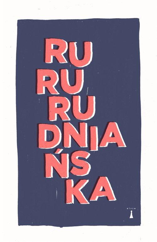 RuRuRudniańska - okładka książki