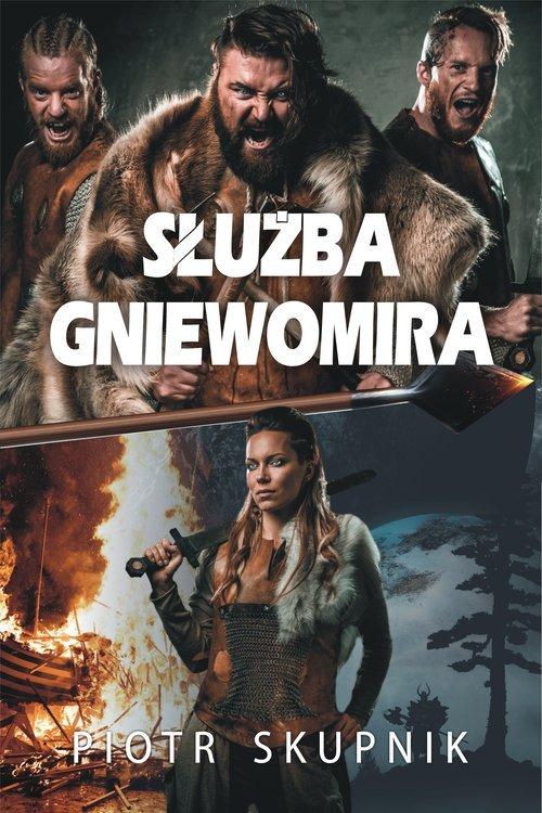 Służba Gniewomira - okładka książki
