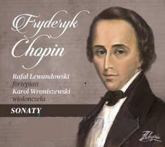 Sonaty (CD) - okładka płyty