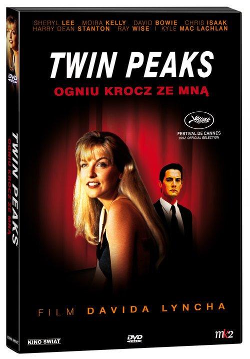 Twin Peaks: Ogniu krocz ze mną - okładka filmu
