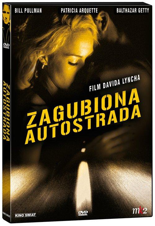 Zagubiona autostrada (DVD) - okładka filmu