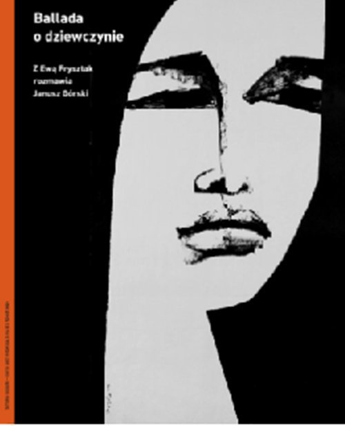 Ballada o dziewczynie. Z Ewą Frysztak - okładka książki
