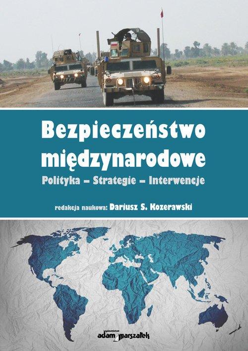 Bezpieczeństwo międzynarodowe. - okładka książki