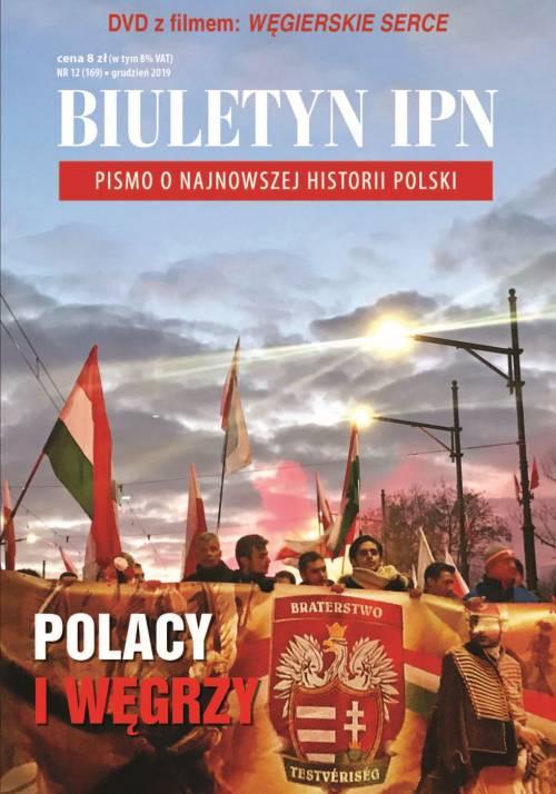 Biuletyn IPN nr 169 (12) / 2019 - okładka książki