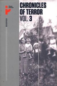 Chronicles of Terror. Vol. 3. German - okładka książki