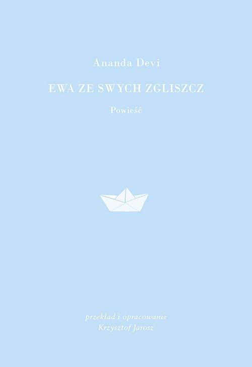 Ewa ze swych zgliszcz - okładka książki