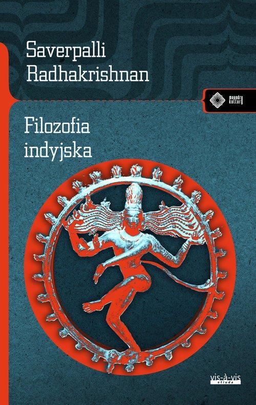 Filozofia indyjska. Seria: Meandry - okładka książki