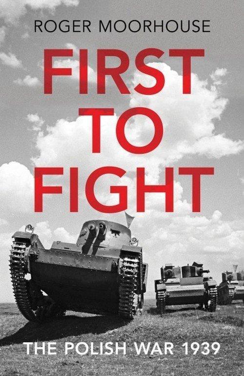 First to Fight - okładka książki