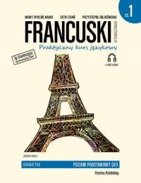 Francuski w tłumaczeniach Gramatyka - okładka podręcznika
