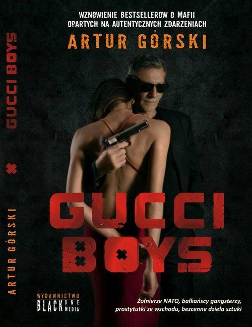 Gucci Boys - okładka książki