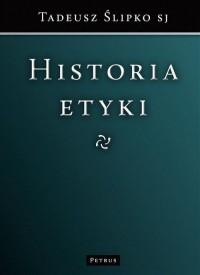 Historia etyki - okładka książki