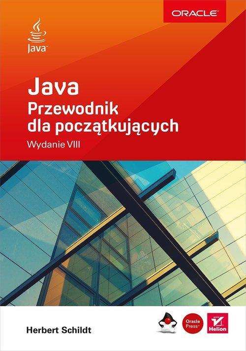 Java Przewodnik dla początkujących - okładka książki