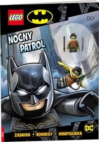Lego Batman. Nocny patrol - okładka książki