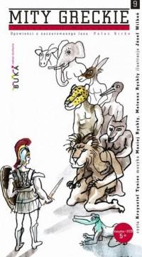 Mity greckie cz. 9. Pałac Kirke - okładka książki