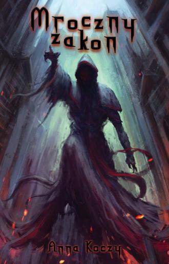 Mroczny zakon - okładka książki