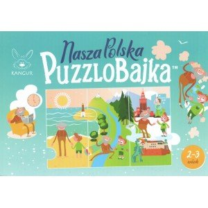 Nasza Polska Puzzlobajka - zdjęcie zabawki, gry