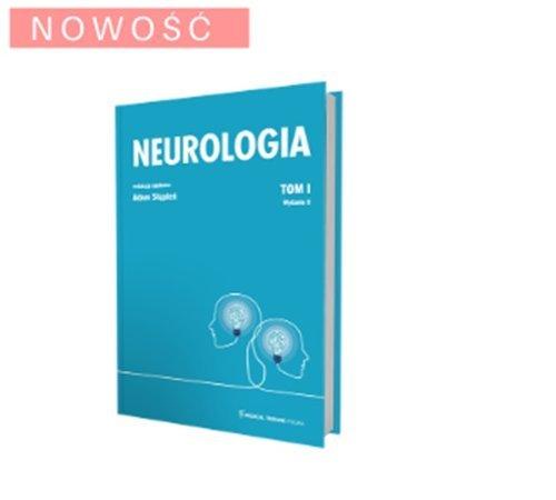 Neurologia. Tom 1 - okładka książki
