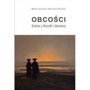 Obcości. Szkice z filozofii i literatury - okładka książki
