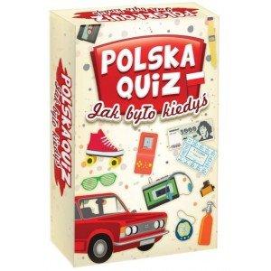 Polska Quiz. Jak było kiedyś? - zdjęcie zabawki, gry