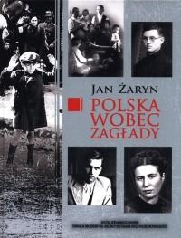 Polska wobec zagłady - okładka książki