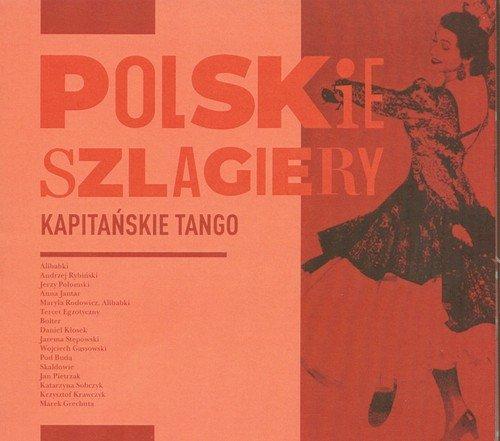 Polskie szlagiery: Kapitańskie - okładka płyty